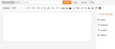 Cara Menulis Artikel di Blog yang Benar dan Bagus