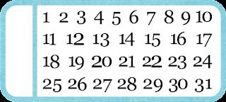 Textos y Calendarios del Clipart Cosas que Vuelan.