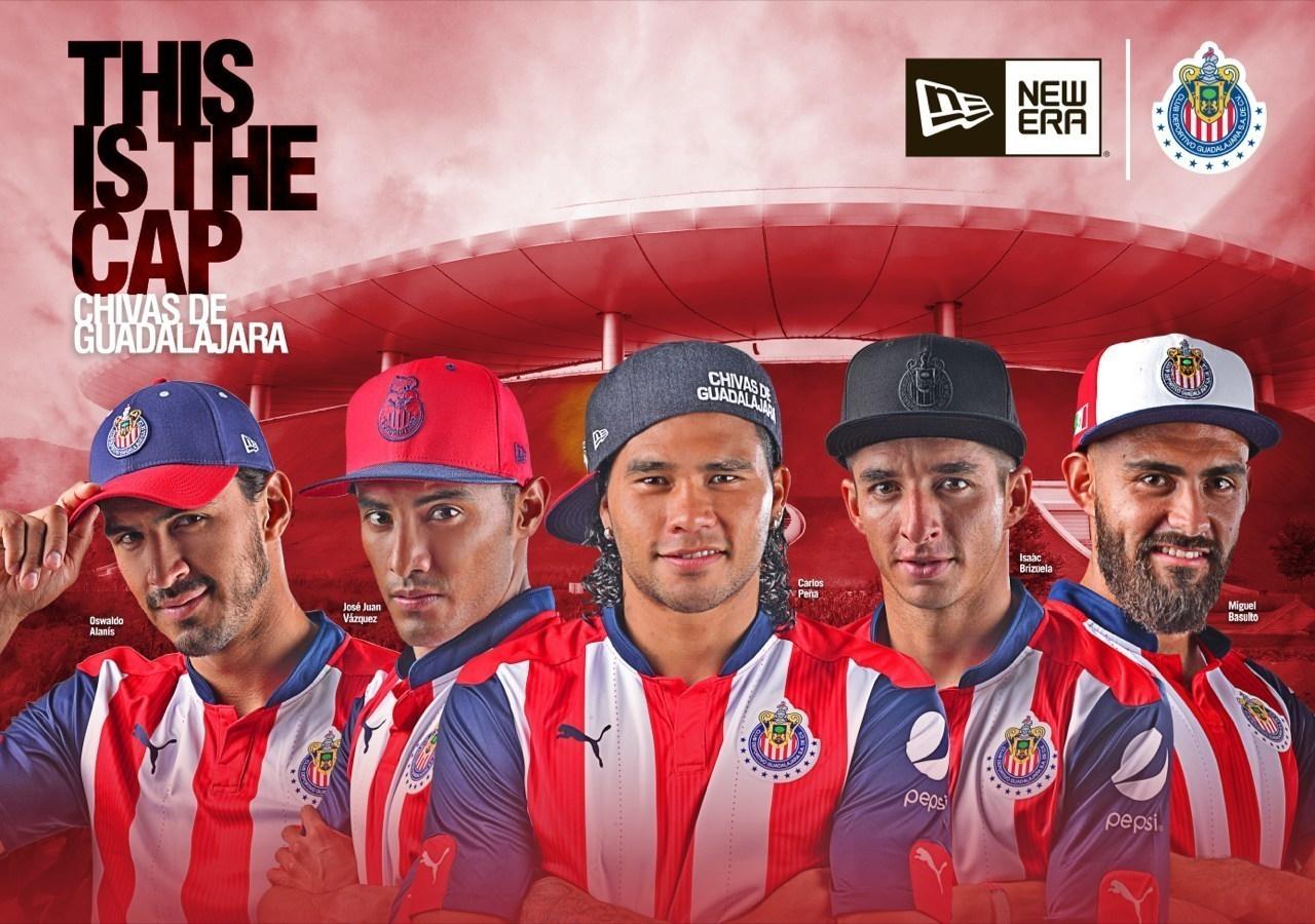 54a9e184d5fd4 New Era Gorras Chivas sarbot-team.es