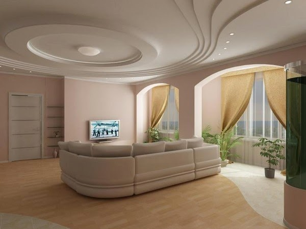 Plaster Of Paris Pop False Ceilings For Your Home Interior