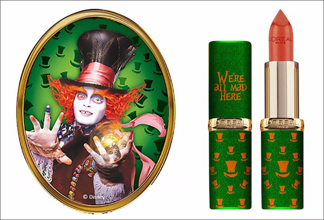 Glorietta 39 s beauty blog preview color riche limited - Frasi di alice attraverso lo specchio ...
