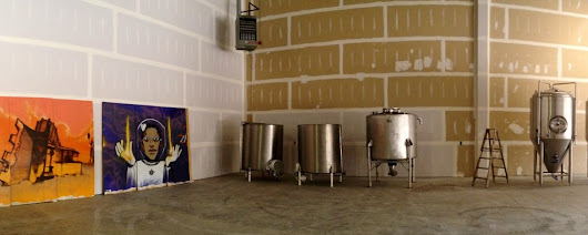 It's Starting to Look Like a Brewery in Here