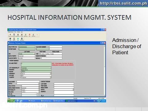 nursing informatics his adpie