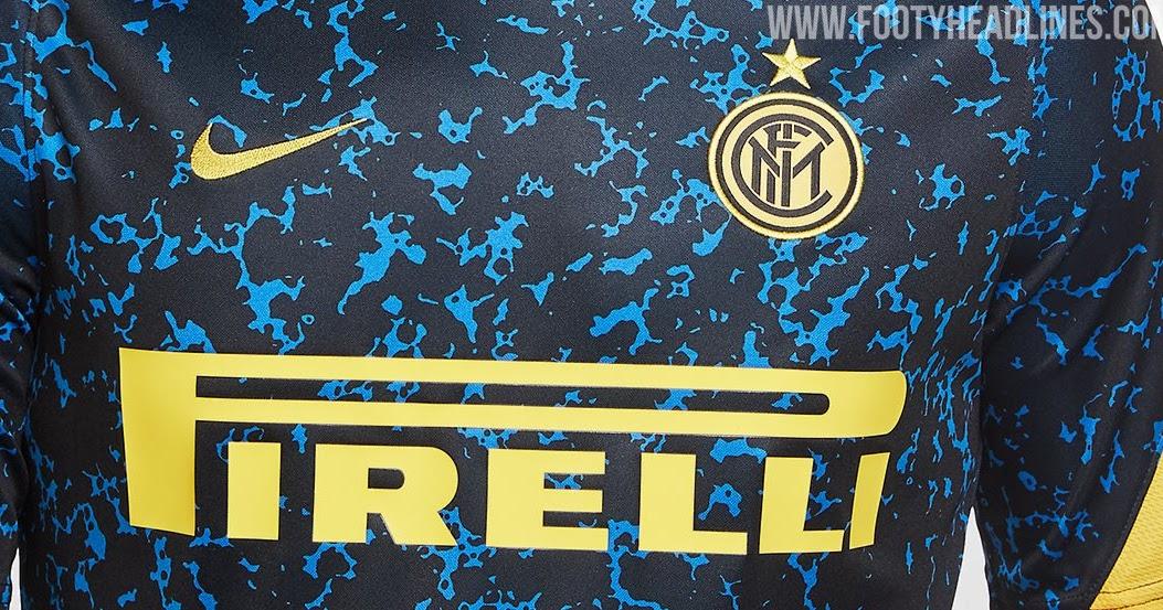 Inter Mailand 20 21 Aufwarmtrikot Veroffentlicht Nur Fussball