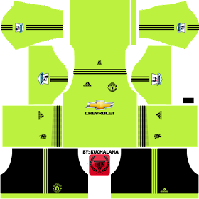 Manchester United Kits 2015 2016 Dream League Soccer Kuchalana