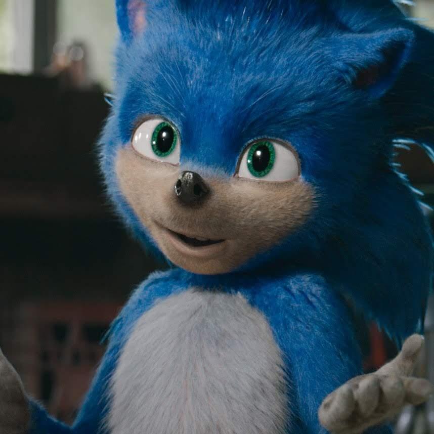 Sonic the Hedgehog :「スター・ウォーズ」のBB-8のベン・シュワルツを声の主演に起用して、セガの人気キャラを妙にリアルに実写映画化したチビっ子向けのアクション・アドベンチャー「ソニック・ザ・ヘッジホッグ」の予告編を初公開 ! !