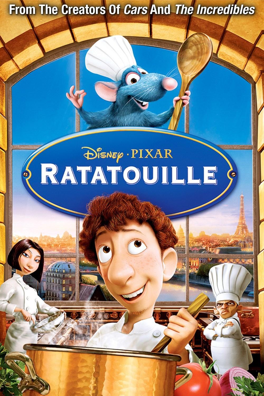 Ratatouille (2007) ταινιες online seires xrysoi greek subs