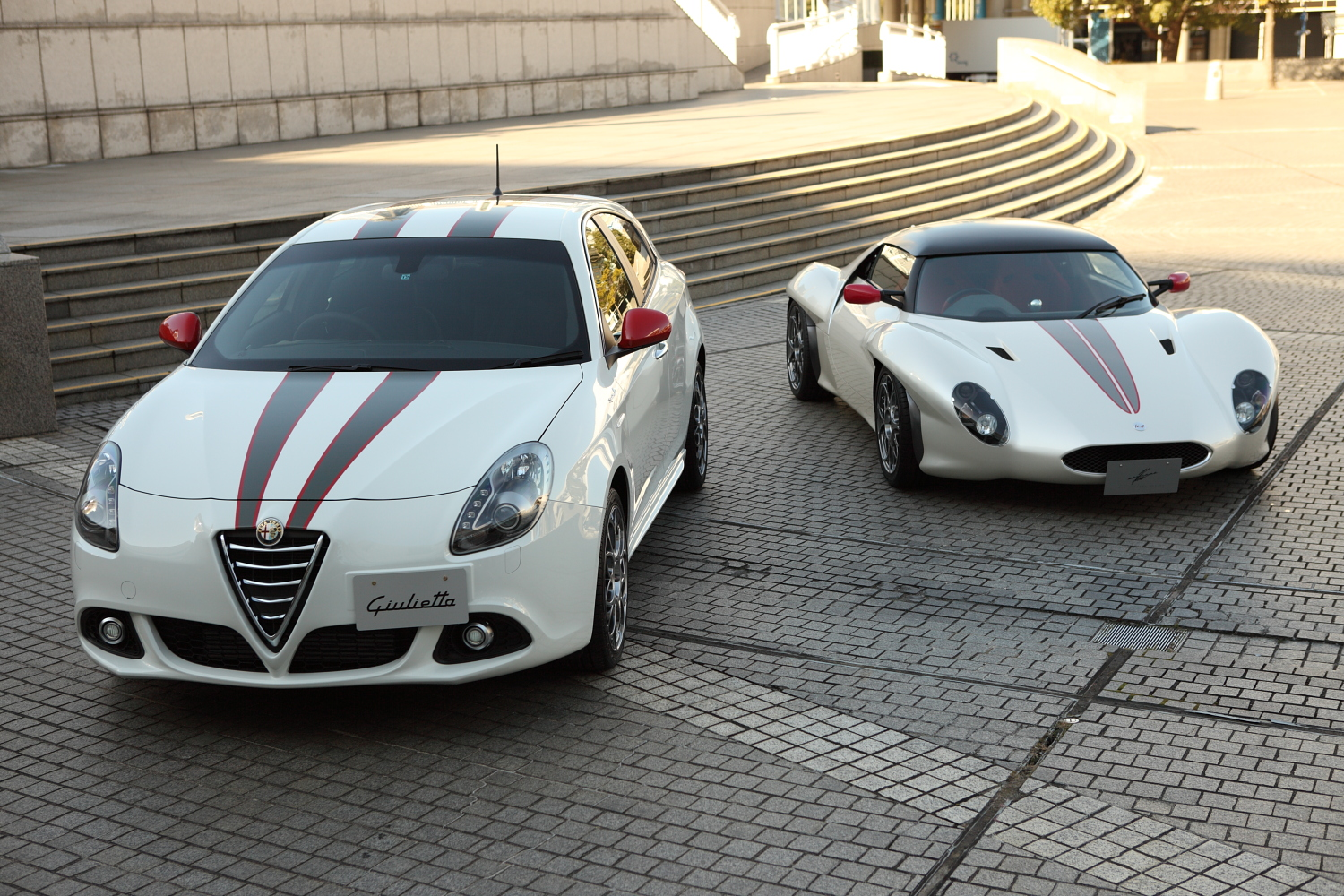 Ken Okuyama Designs Two Special Edition Alfa Romeo