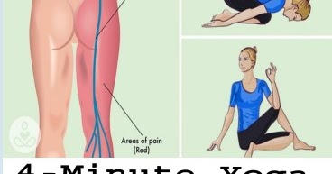 4minute yoga flow for a bad low back
