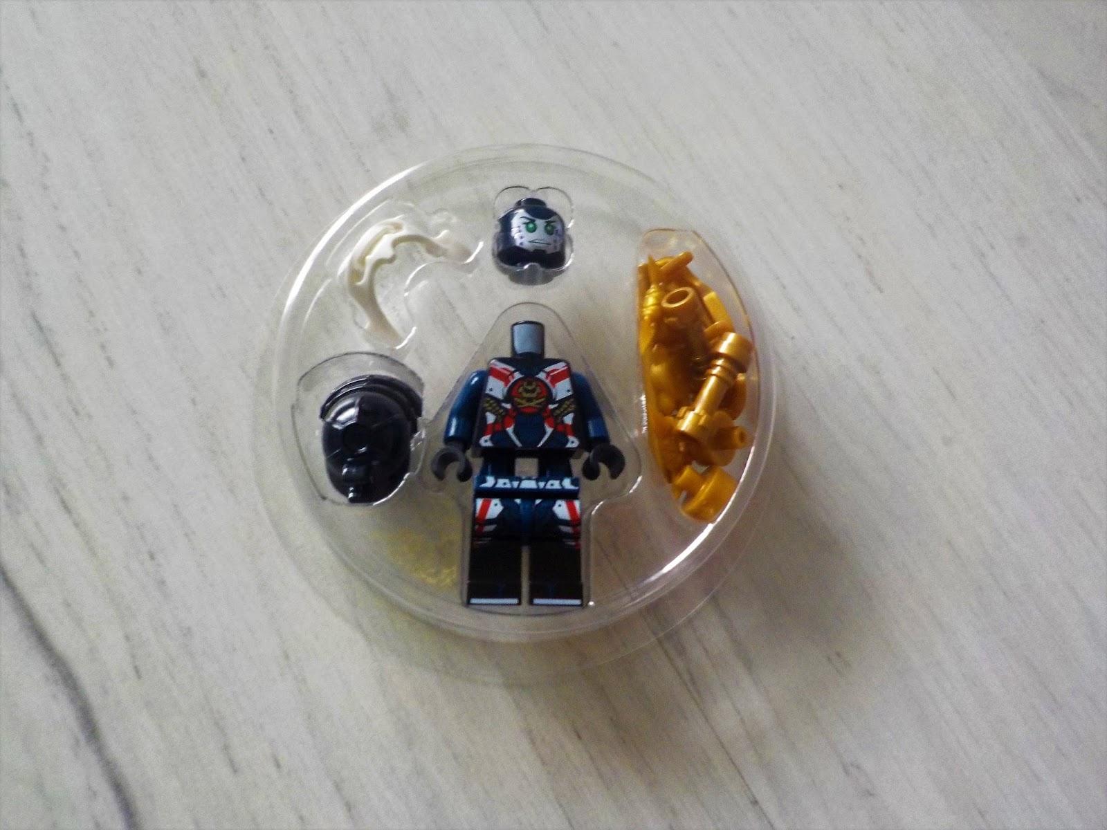 Lego Ninjago Synowie Garmadona Ameet