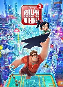 Sinopsis pengisi suara Film Ralph Breaks the Internet (2018)