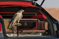 Bentley Bentayga Falconry by Mulliner (2017) Luggage Compartment 2