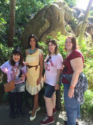 Pocahontas Animal Kingdom Orlando