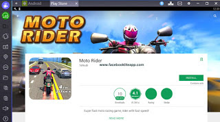 Download Moto Rider Apk