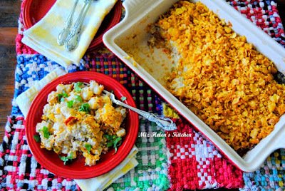 Mexican Potato Casserole at Miz Helen's Country Cottage.com