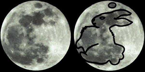conejo de la luna mito
