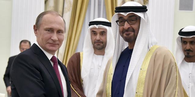 انتلجنس أون لاين: استئصال روسي للمعارضة السورية بدعم القاهرة وأبو ظبي