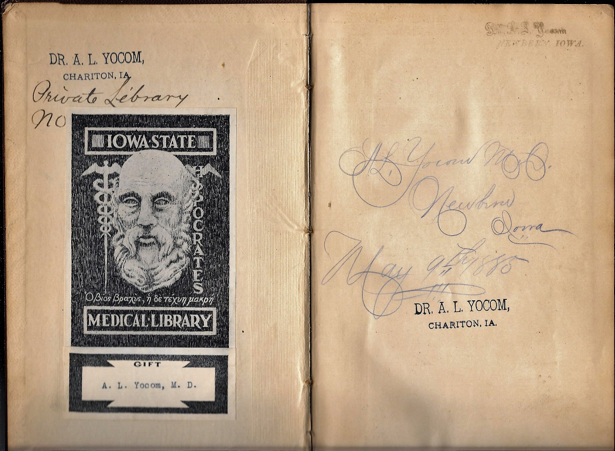 Lucas County Medical Histories
