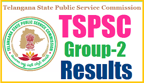 TSPSC Group 2 Results 2016 Download at www.tspsc.gov.in