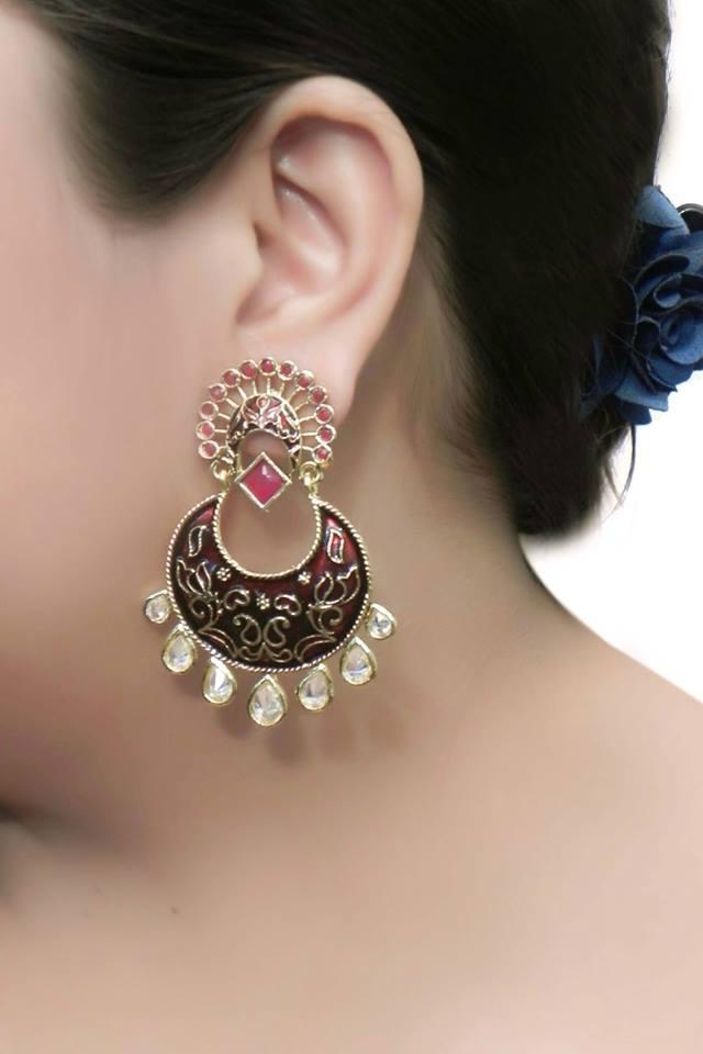 Indian Fancy Earrings
