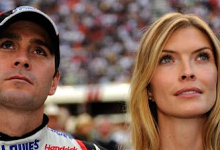 NASCAR Jimmie Johnson Wife WAG OF THE WEEK SS PI Vadapt High
