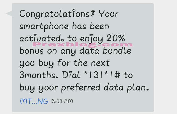 how to buy data on mtn using airtime
