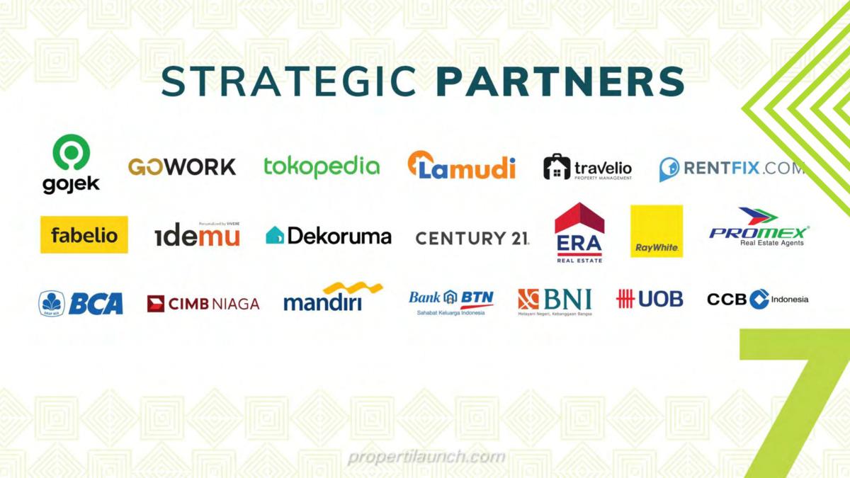 Strategic Partner Citra Landmark Ciracas