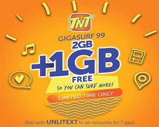 TNT GIGA99