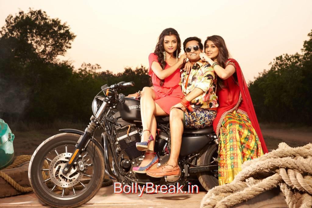 Santhanam-Inimey Ippadithan Tamil Movie Latest Stills, Ashna Zaveri Hot Images From Inimey Ippadithan Movie Latest