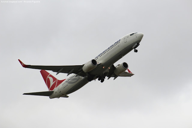 tc-jve boeing 737 next gen- Turkish Airlines