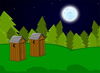 Juego Toon Escape - Camp