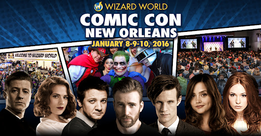 I'm Giving Away Passes to Wizard World!