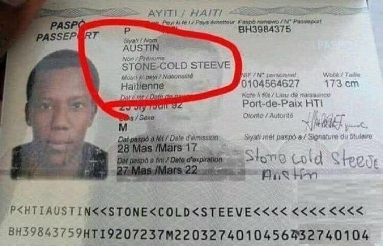 the real Stone Cold Steve Austin. StrengthFighter.com