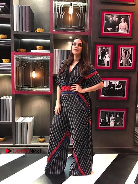 Bollywood Actress Neha Dhupia Stills at Koffee with Karan  0002.jpg