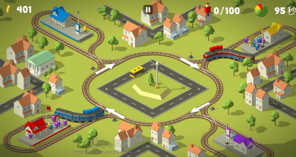 Conduct THIS!火車益智遊戲
