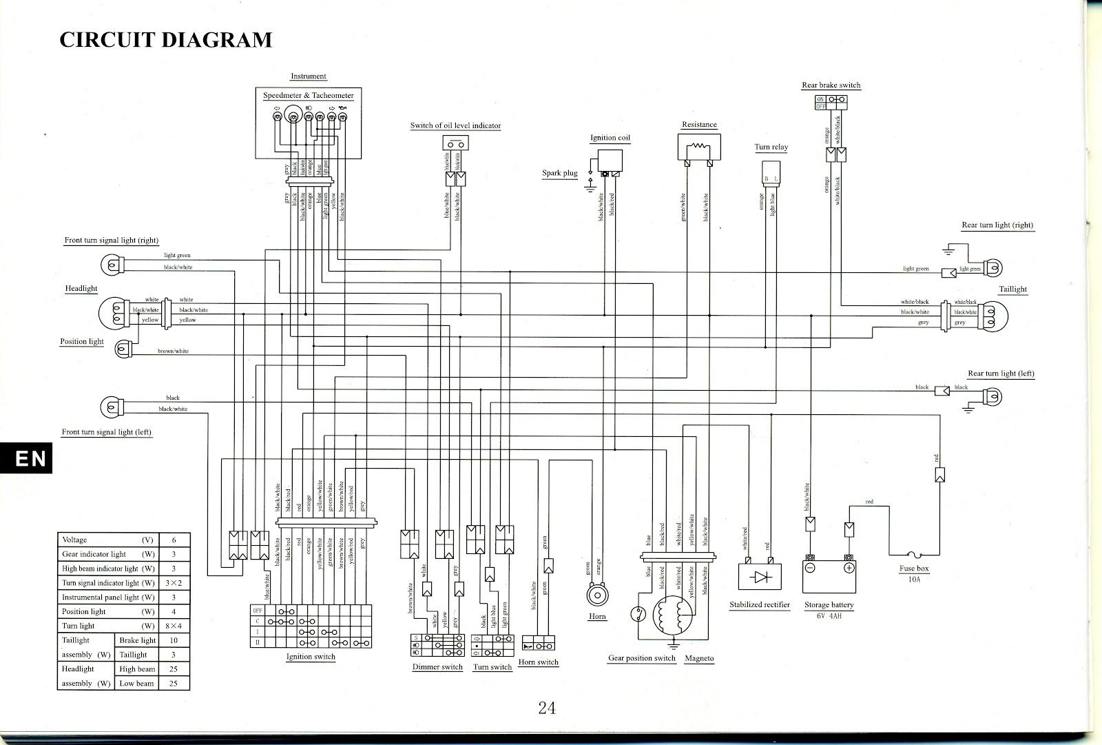 suzuki gs550e wiring diagram 2006 dodge ram shakotoms ax100 two wheels oldschool co nz