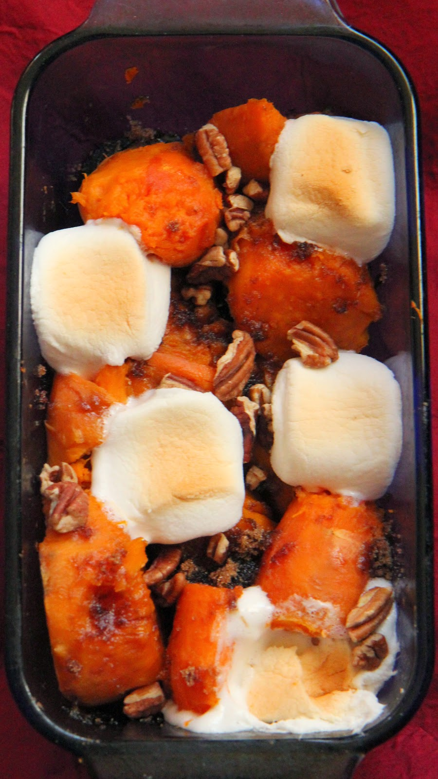We have your tutorial for traditional sweet potatoes! Learn how to make this popular Thanksgiving and Christmas dish with our easy recipe!