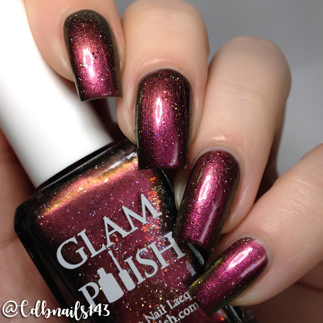 Glam Polish-The Bear and the Madien Fair