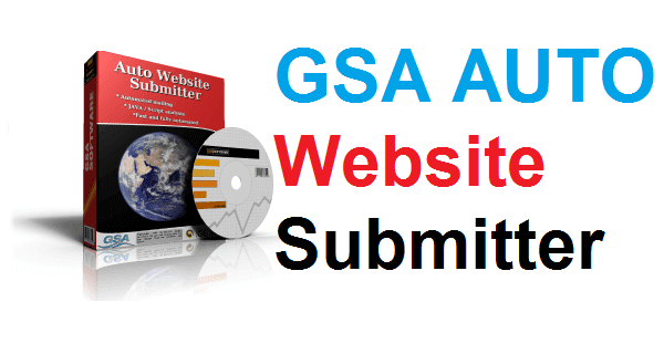 GSA Auto Website Submitter Coupon
