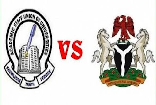Show a sign of commitment by Paying N50bn revitalisation fund to end strike, ASUU tells FG