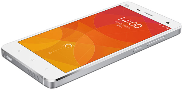 Xiaomi Mi 4 officially announced: claims to be the fastest smartphone in the world