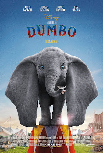 Dumbo (BRRip 1080p Dual Latino / Ingles) (2019)