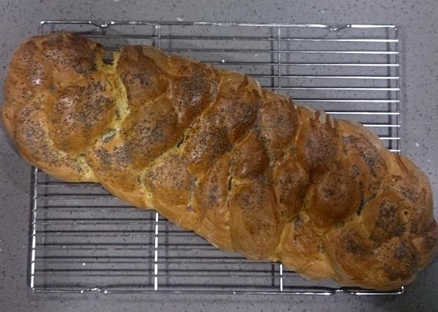 плетенка хлеб еврейский