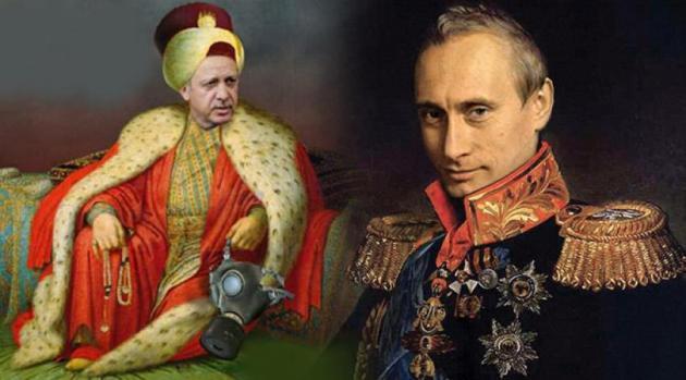 H Ρωσία «άδειασε» τον Ερντογάν