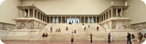 El Altar de Pérgamo, Museo de Pérgamo