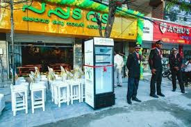 Pappada Vada, a restaurant in Kochi, has installed a refrigerator on the road to help feed the poor and the homeless.  It has vowed to leave 50 food packets in it and has appealed to the Good Samaritans of Kochi to contribute generously.  Anyone can walk leave fresh food parcels in it mentioning the date of preparation. And anyone can open it and to take whatever they need.