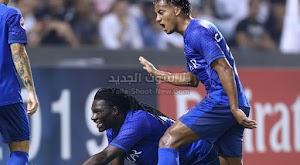 الهلال يعود بالانتصار من امام نادي شباب الأهلي دبي في الجولة الثانيه من دوري أبطال آسيا