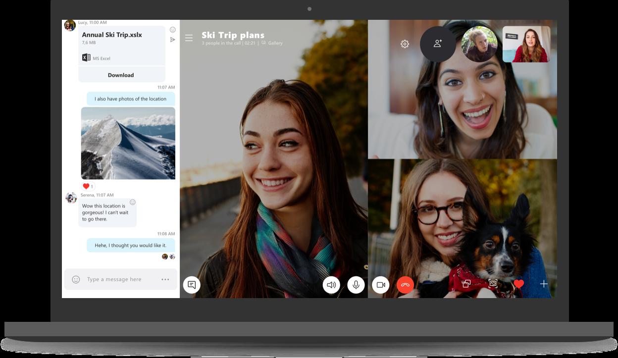 Inviare-file-skype-onedrive