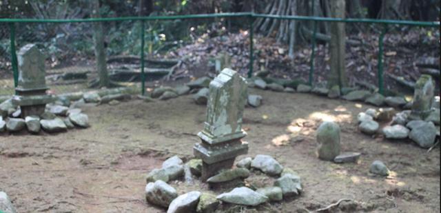 Makam Prabu Dimuntur