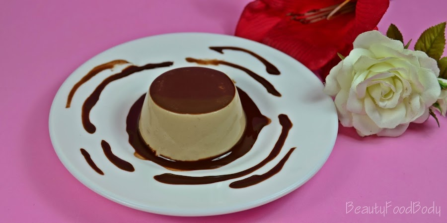 flan proteico fit